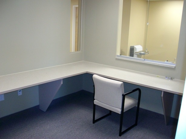 Doctor's Reception Area